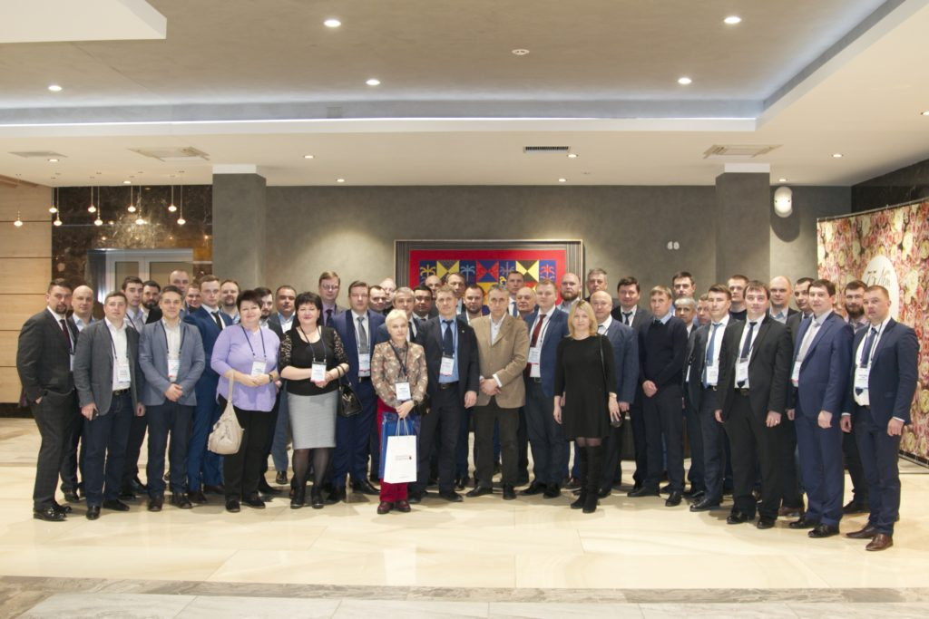 Фото делегатов